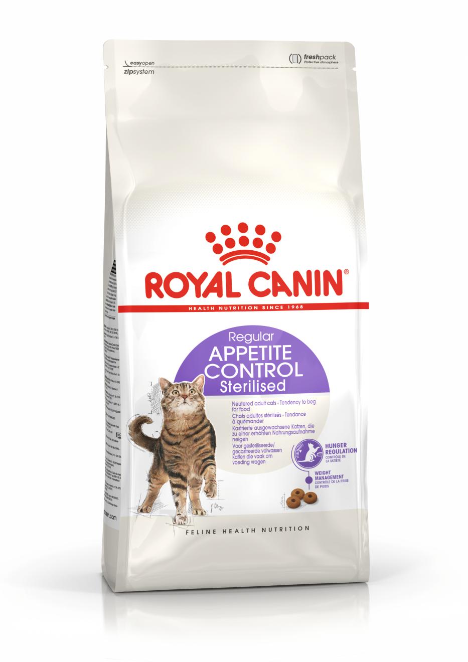 Appetite Control Sterilised, 2kg