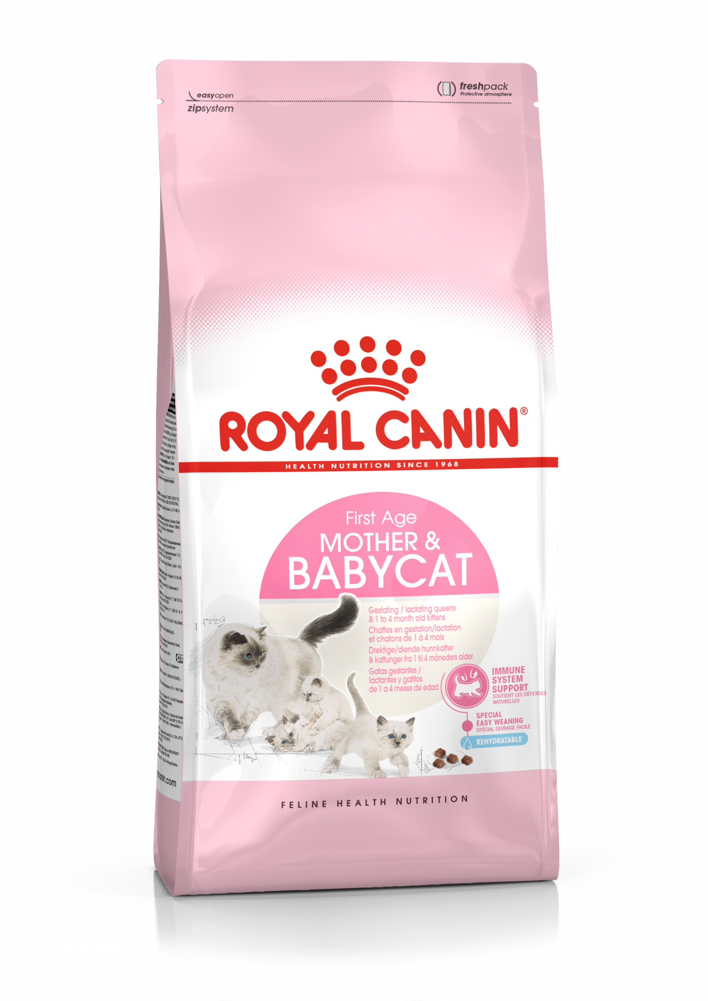 Mother & Babycat, 400g