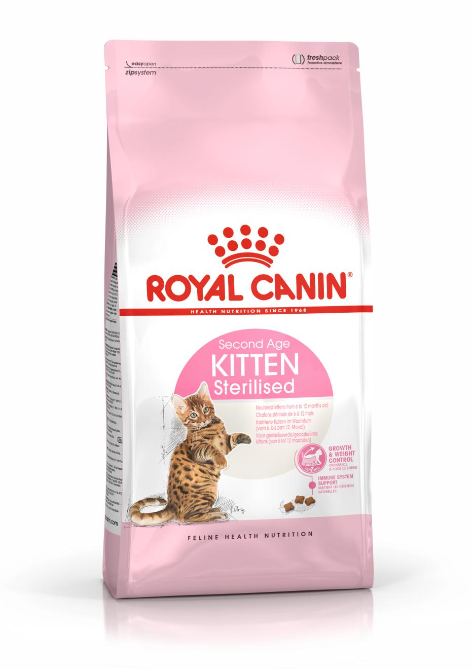 Kitten Sterilised, 2kg