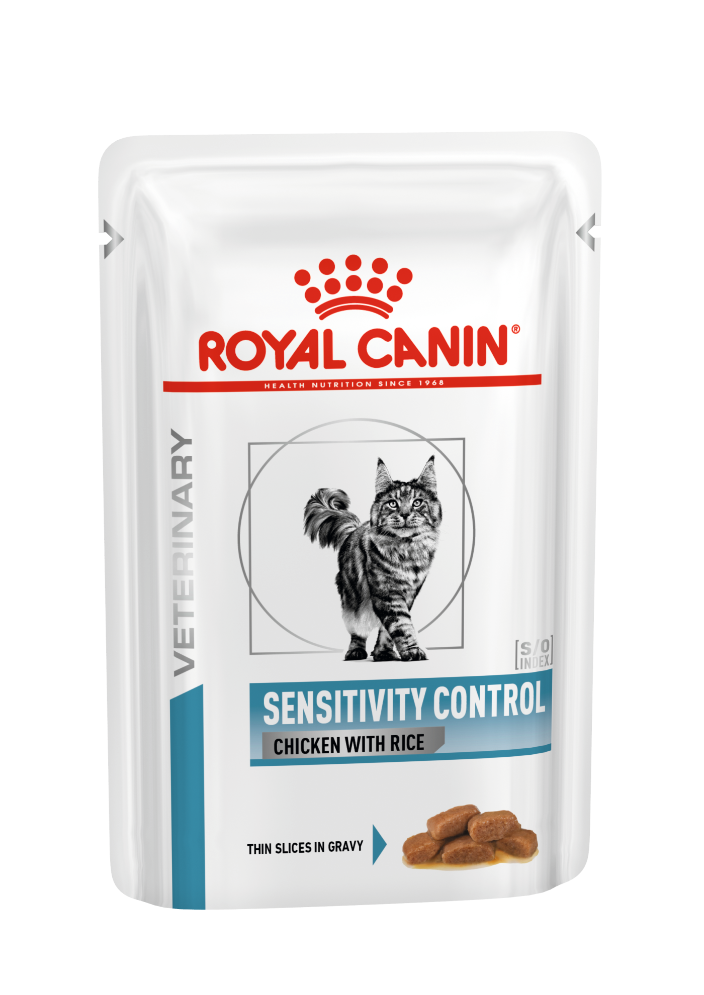 Sensitivity Control Chicken with Rice, 85g