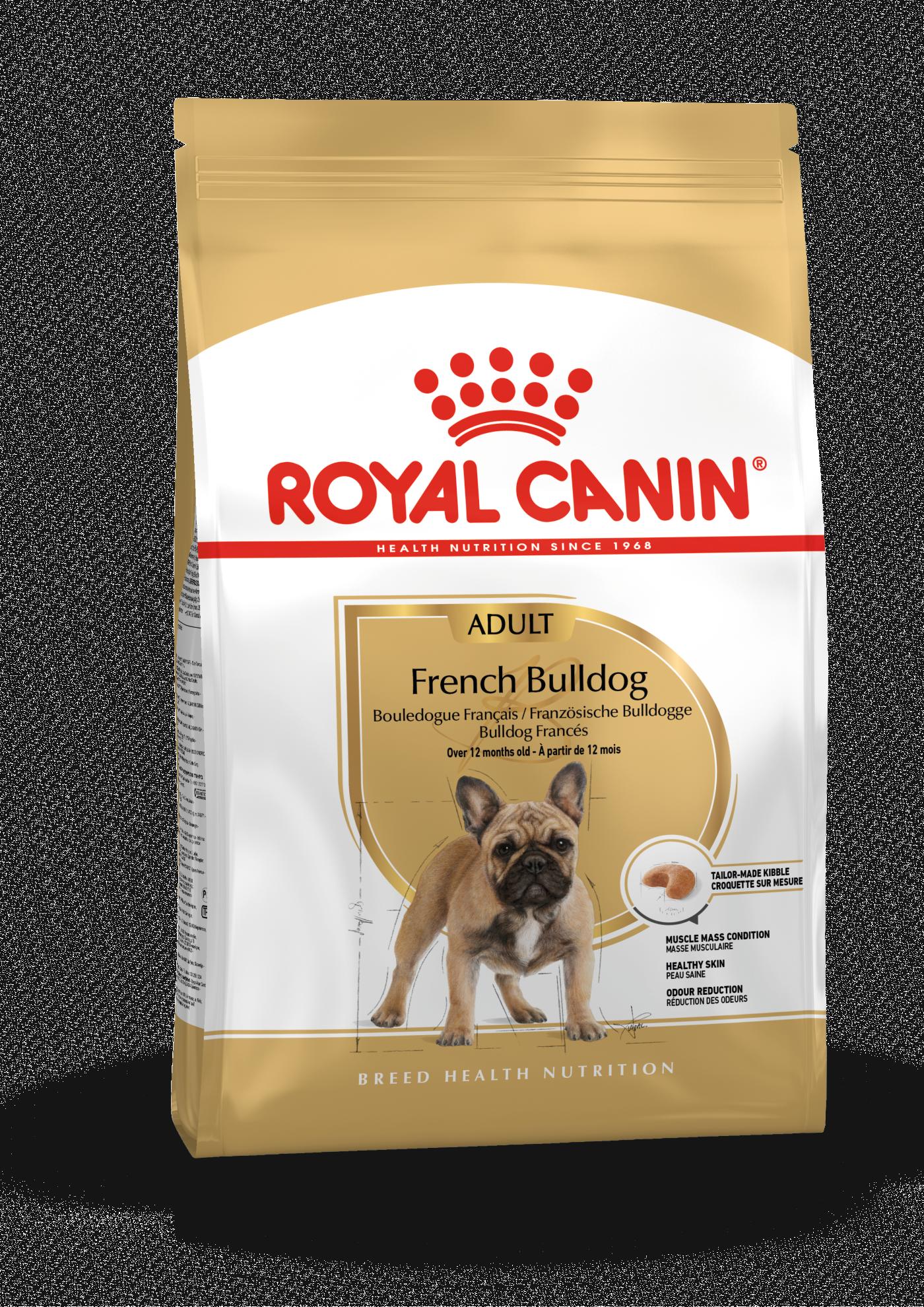 French Bulldog Adult, 1,5kg
