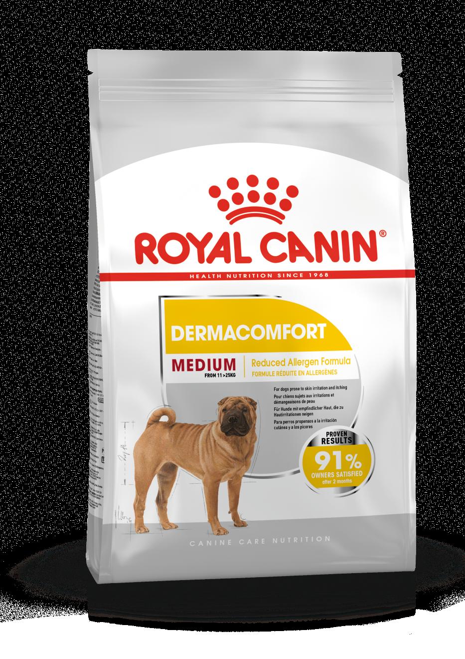 Medium Dermacomfort, 3kg
