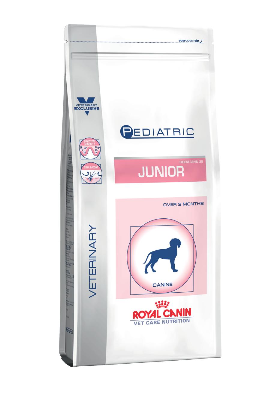 Pediatric Junior Dog, 4kg