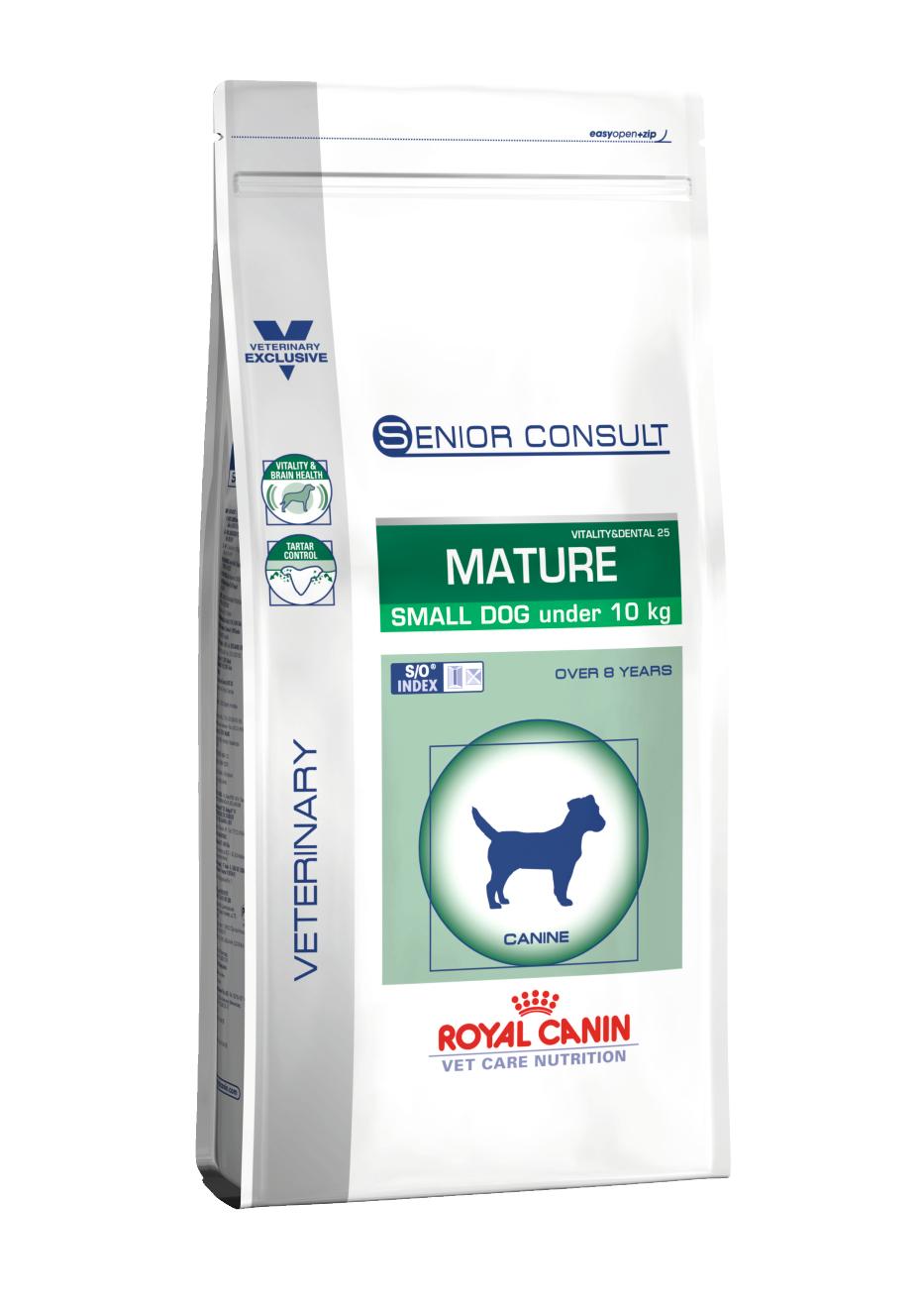 Senior Consult Mature Small Dog under 10kg, 1,5kg