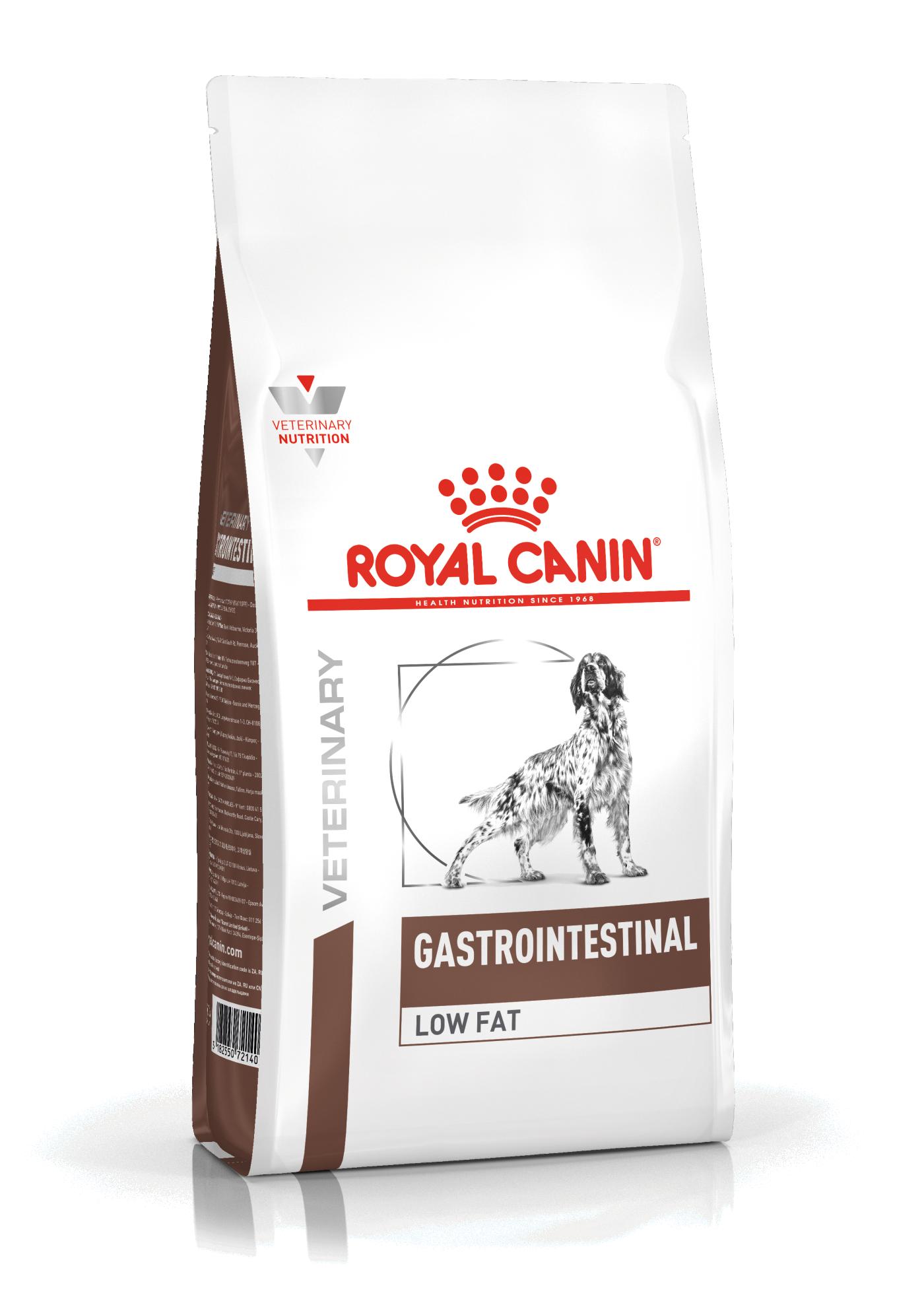 Gastrointestinal Low Fat, 1,5kg