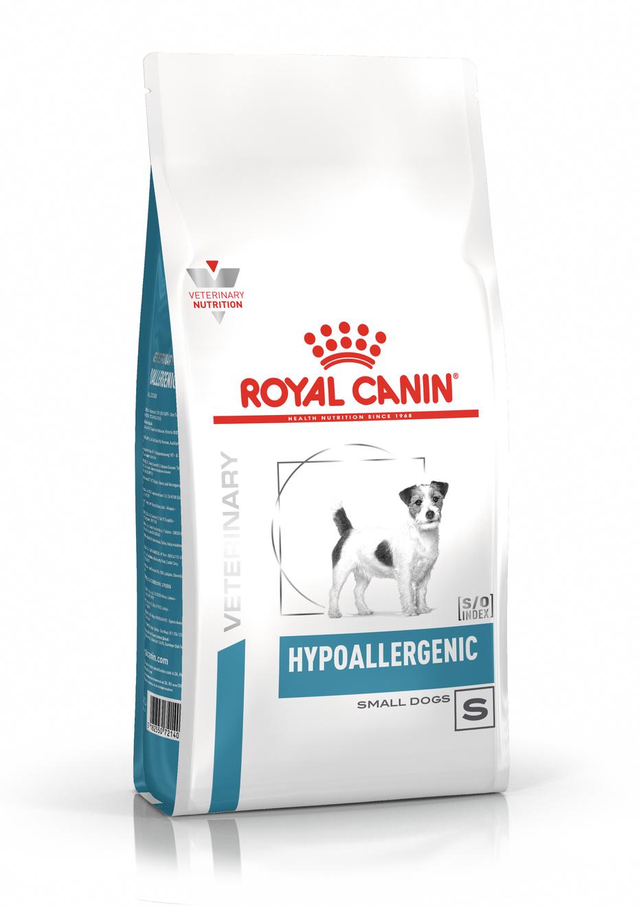 Hypoallergenic Small Dog, 1kg